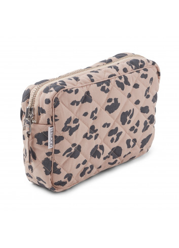 Claudia toiletry bag - leo rose