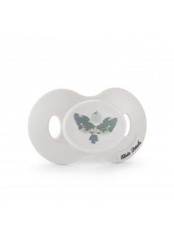 Pacifier - Watercolor Wings