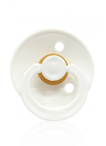 BIBS pacifier (18+ months) - White