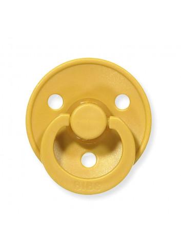 BIBS pacifier (0-6 months) - Mustard