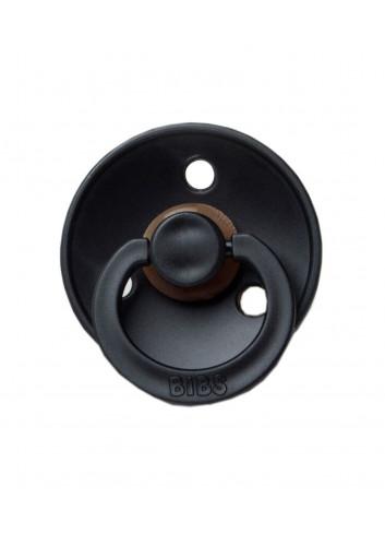 BIBS pacifier (0-6 months) - Black