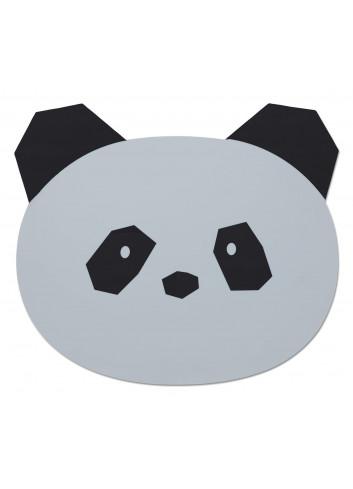 Aura placemat - Panda