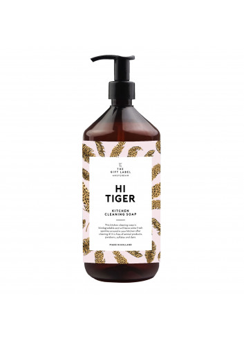 "Kitchen Cleaning Soap ""Hi Tiger"""