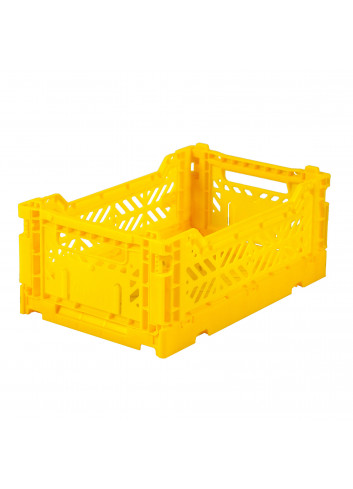 Box Small - Yellow
