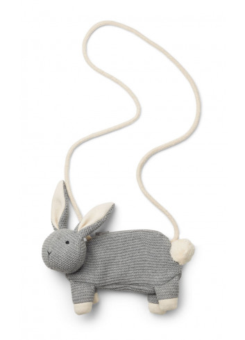 Momo Bag - Rabbit Grey Melange