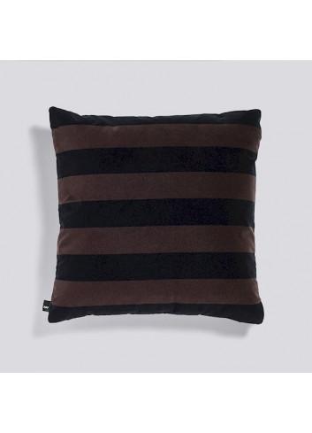 Pillow Soft Stripe - Burgundy
