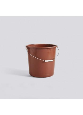 Turkish Plastic Bucket - Brown