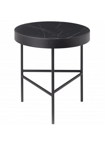 Marble Table Medium - Black Marquina