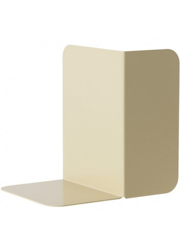 Compile Bookend - Green/Beige