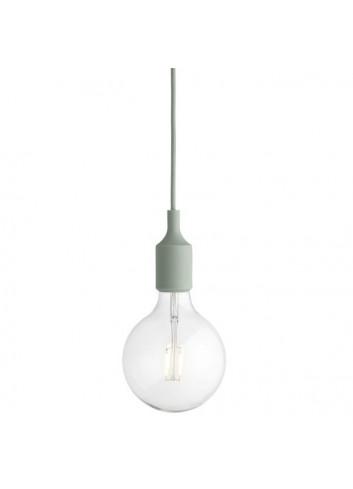 E27 LED Lamp - Light Green