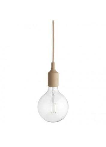 E27 LED Lamp - Nude