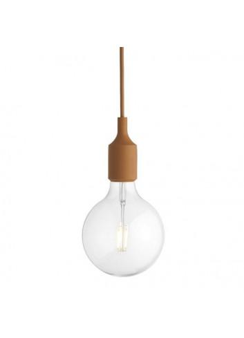 E27 LED Lamp - Clay Brown
