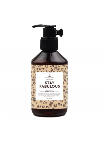 "Handlotion ""Stay Fabulous"""