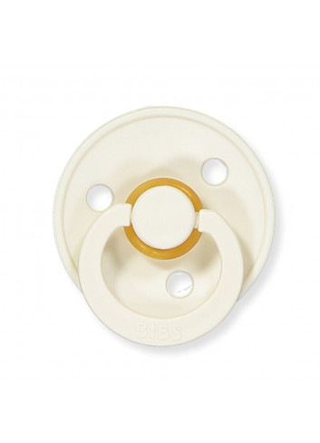 BIBS pacifier (0-6 months) - Ivory