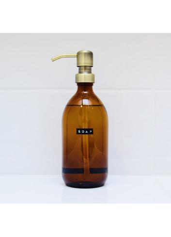 """Handsoap (500ml) gold """"Soap"""""""