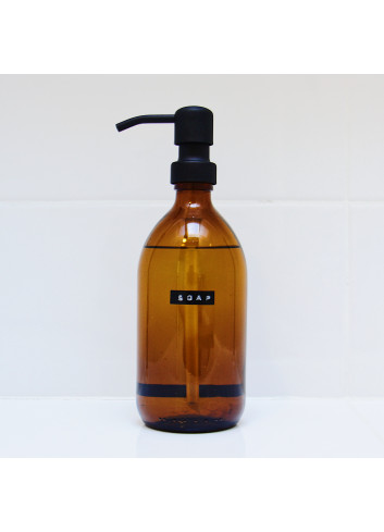 "Handsoap (500ml) black ""Soap"""