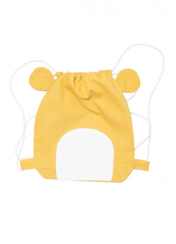 Animal Stringbag Lazy Bear