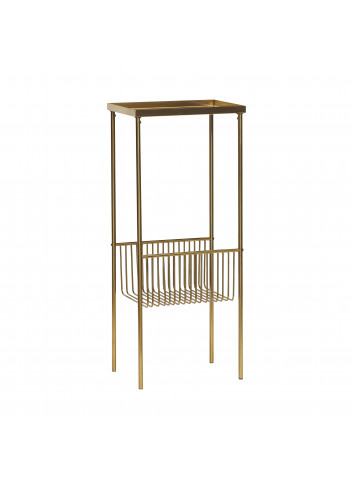 Console table - brass